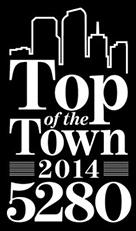5280 Winner for Best Massage in Denver 2014