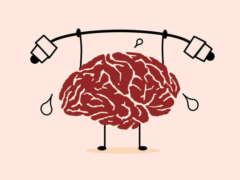 Exercise Your Brain - https://pixabay.com/en/mental-health-brain-training-mind-2313426/