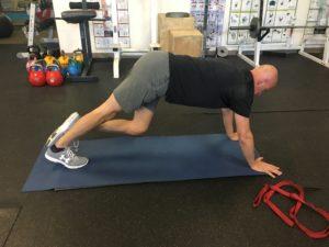 Calf Strain - Stretch
