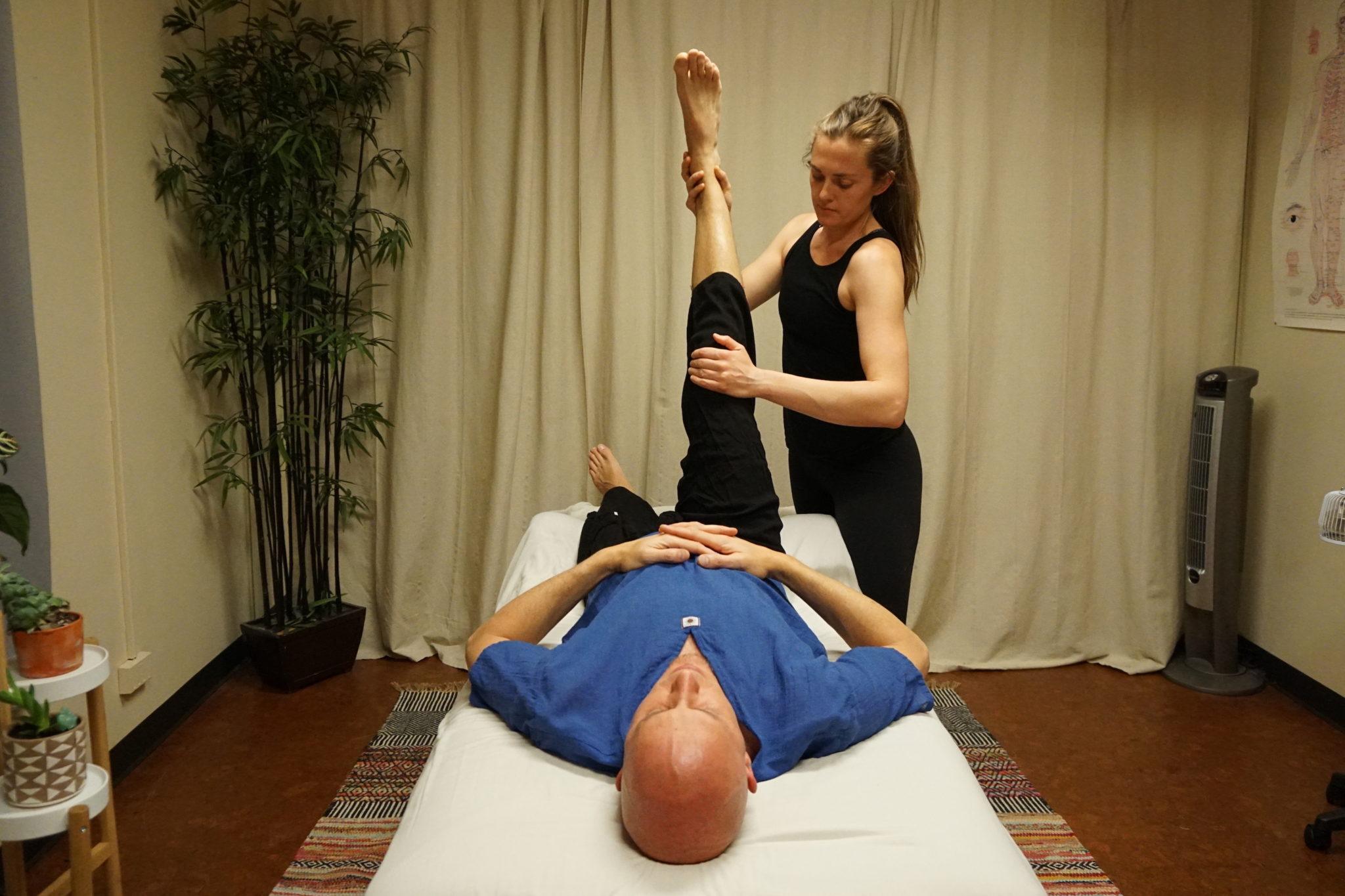 Massage and Stretching 2018