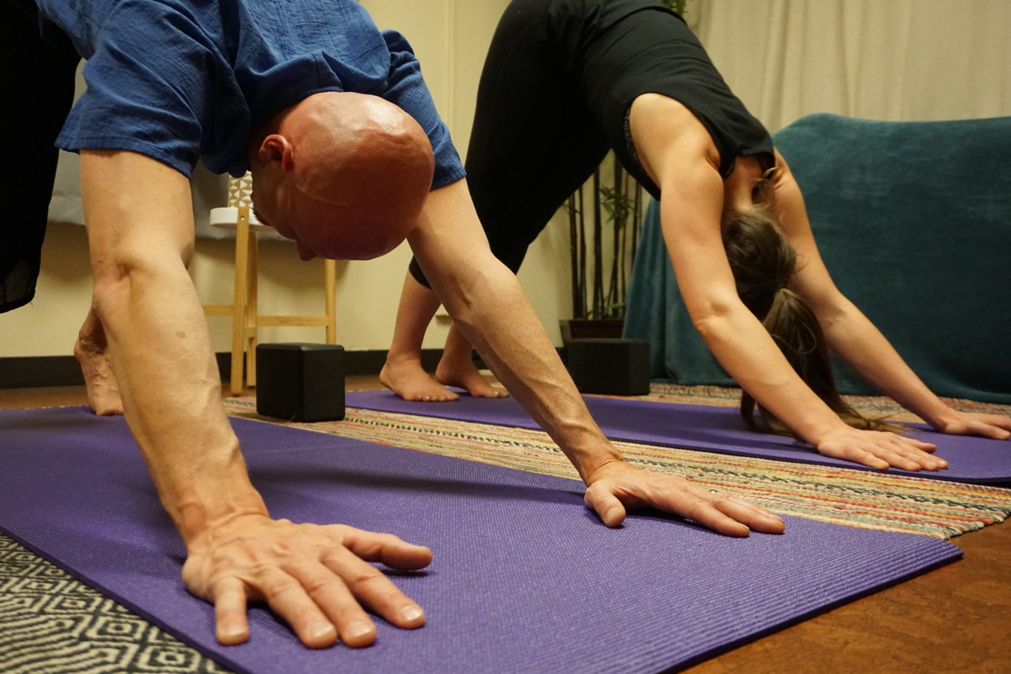 Yoga and Massage 2018