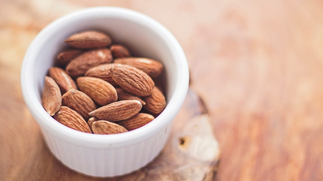 Bowl of Almonds - Quick and Healthy Snack Options