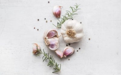 The Healing Power of Garlic