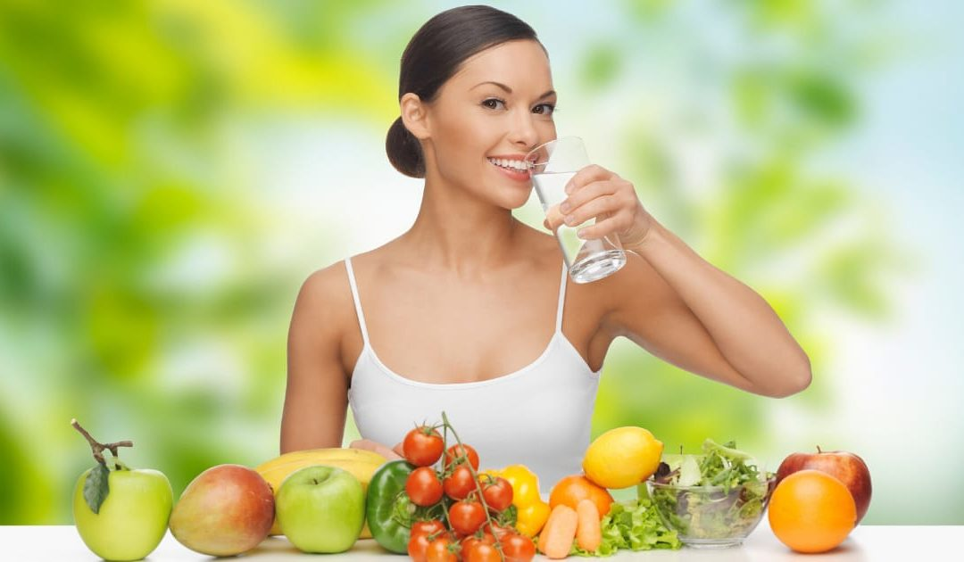 Get Hydrated With Food
