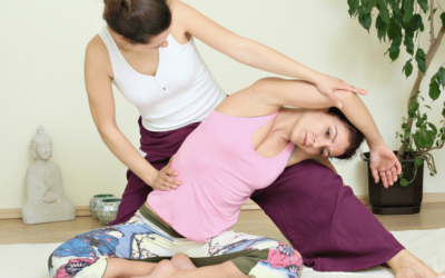 Why Combine Massage and Yoga?