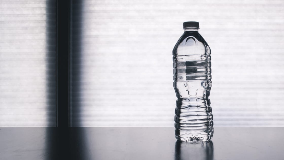 Water Bottle for Self-Massage