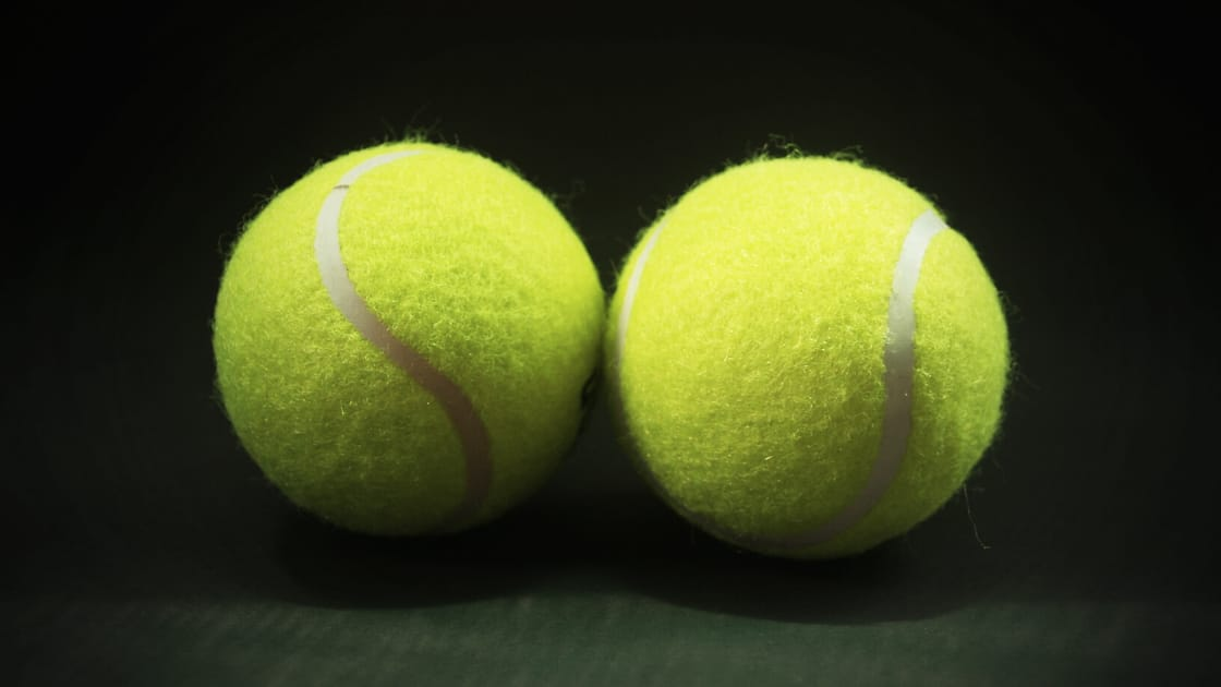 Tennis Ball for Self-Massage