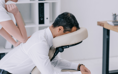 The Benefits of Corporate Chair Massage